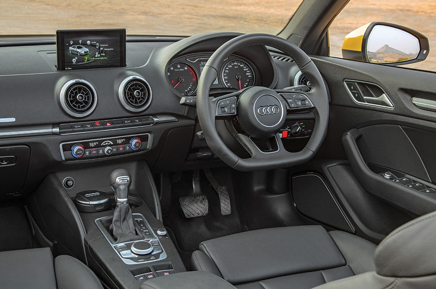 Quality is superb as ever with Audi but we'd have liked a...