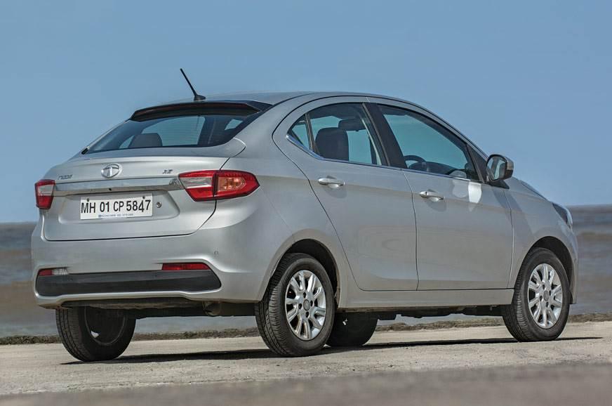 Tata Tigor Review Performance Specifications Price Interior Equipment Fuel Efficiency
