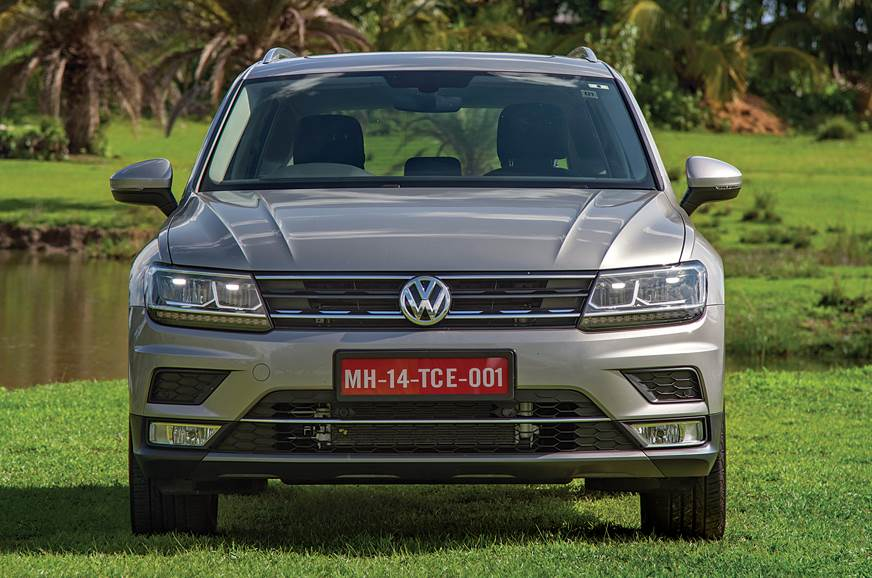 2017 Volkswagen Tiguan India review, test drive