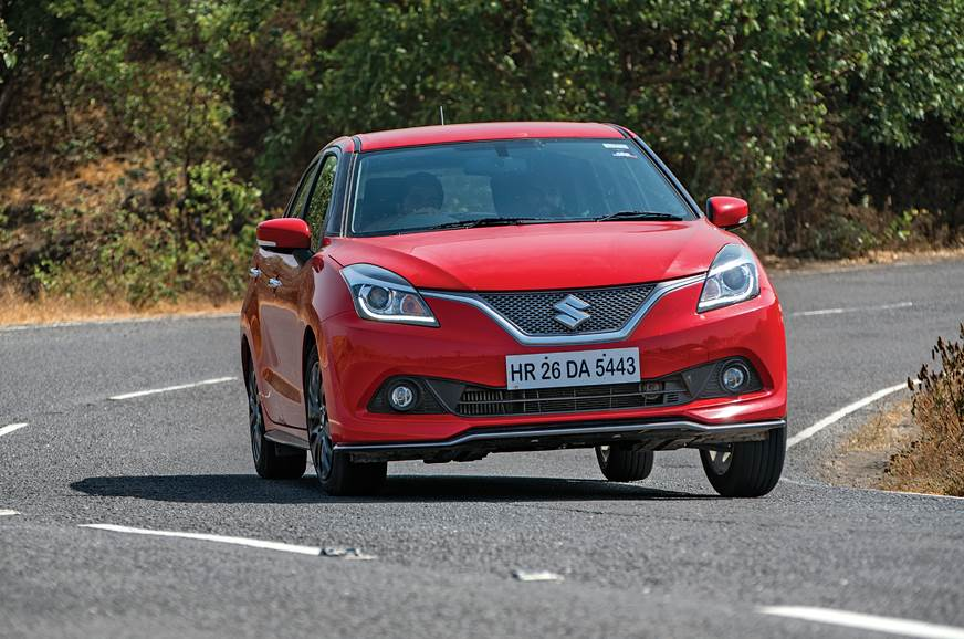 2017 Maruti Baleno RS review, road test