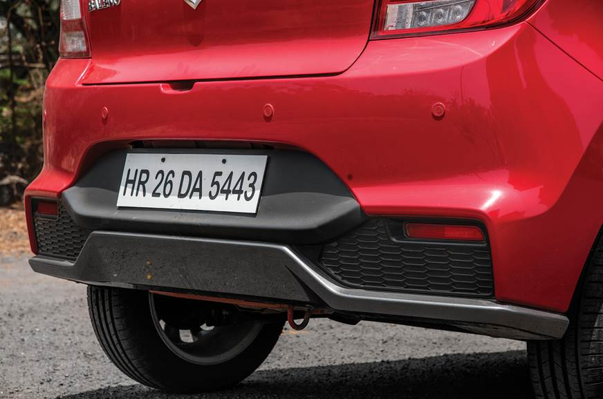 Sportier rear bumper among the elements that distinguish ...