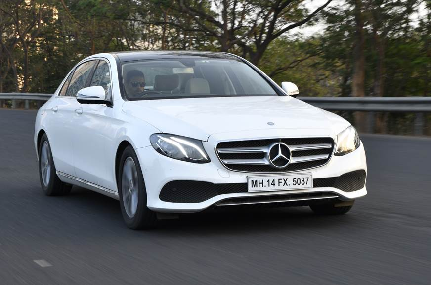 2017 Mercedes E 350d review, road test