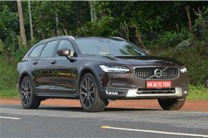 2017 Volvo V90 Cross Country video review
