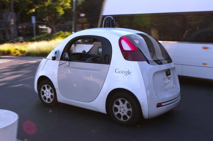 Google self driving car