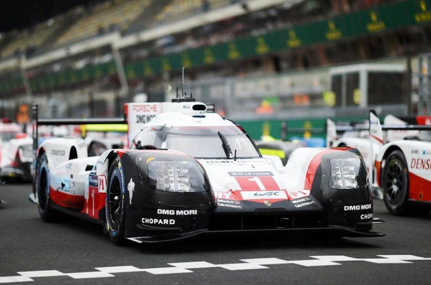 Porsche to quit WEC top tier for Formula E