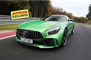 2017 Mercedes-AMG GT R India launch soon