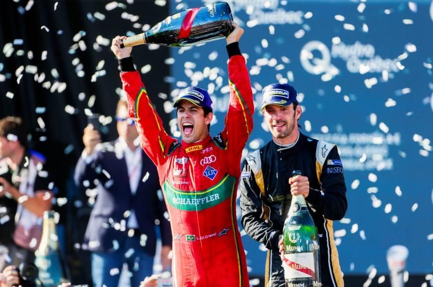 Di Grassi clinches 2016/17 Formula E title
