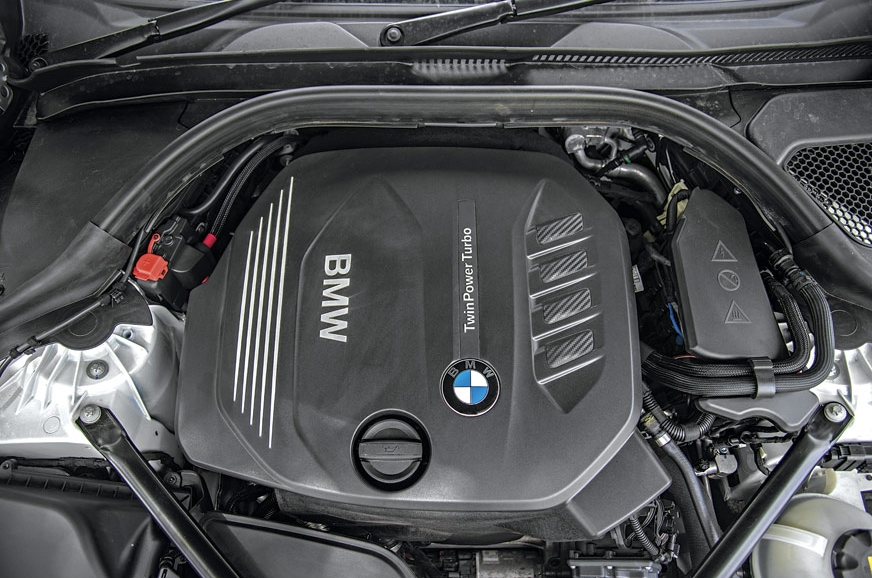 BMW motor loves to rev and packs a lot of punch; much mor...
