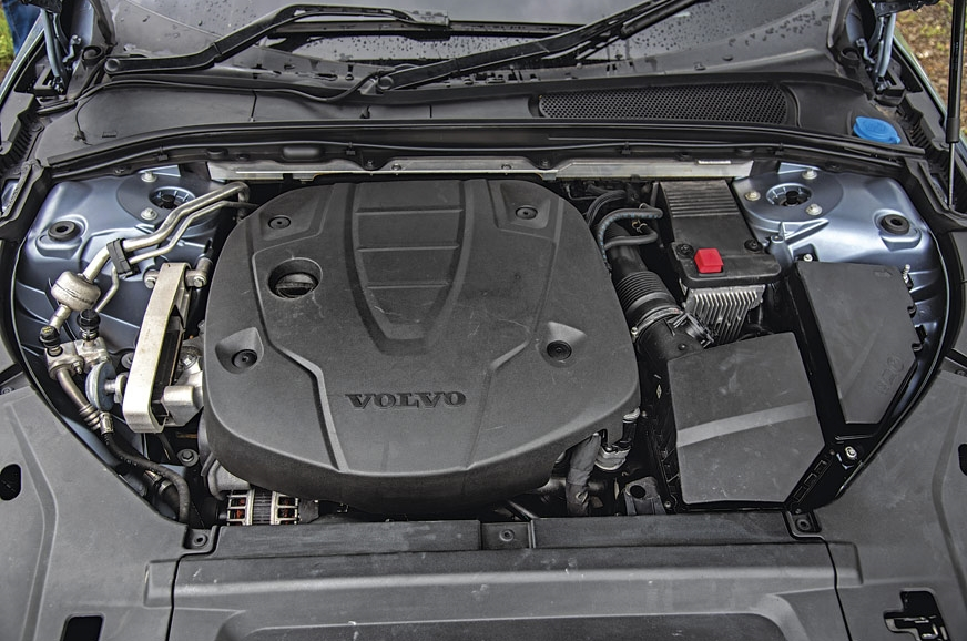 Volvo's 2.0 pulls in a smooth, linear fashion, but doesn'...