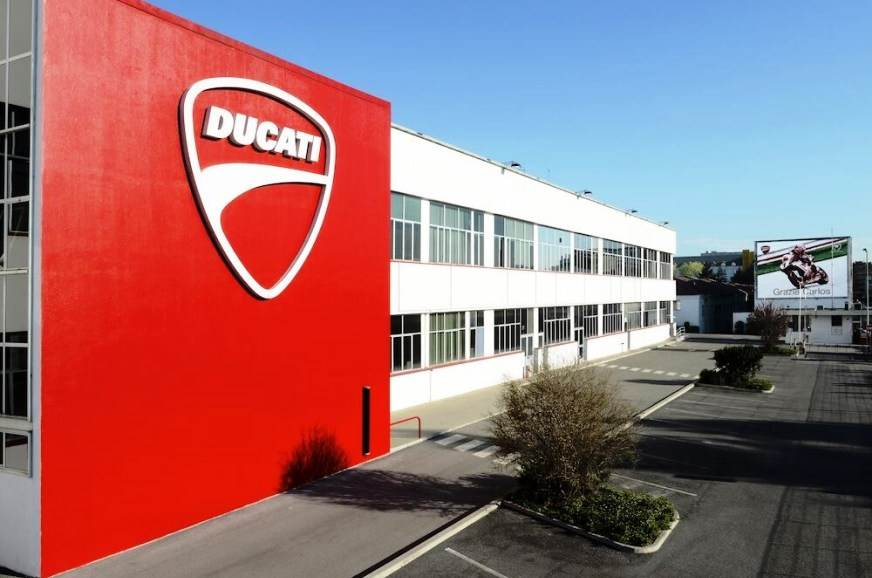 Volkswagen might not sell Ducati