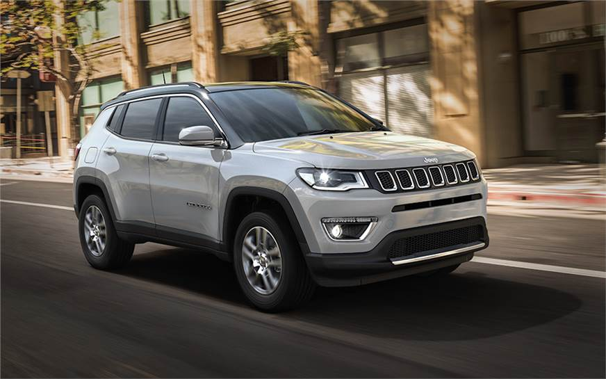 india spec jeep compass specifications equipment bookings expected price launch date. Black Bedroom Furniture Sets. Home Design Ideas