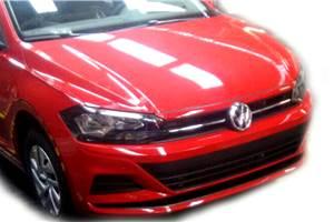Images of next-gen Volkswagen Polo-based sedan leaked