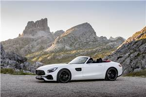 Mercedes-AMG GT R, GT Roadster India launch on August 21