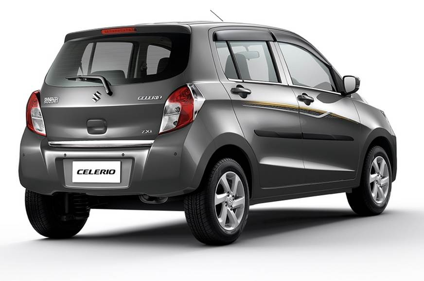 Maruti Celerio Limited Edition Launched At Rs 4 46 Lakh