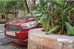 2017 Ford Aspire long term review, second report