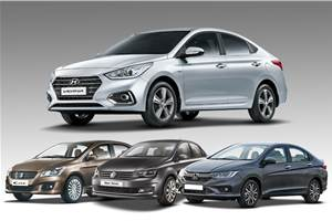 New Hyundai Verna vs rivals: Specifications comparison