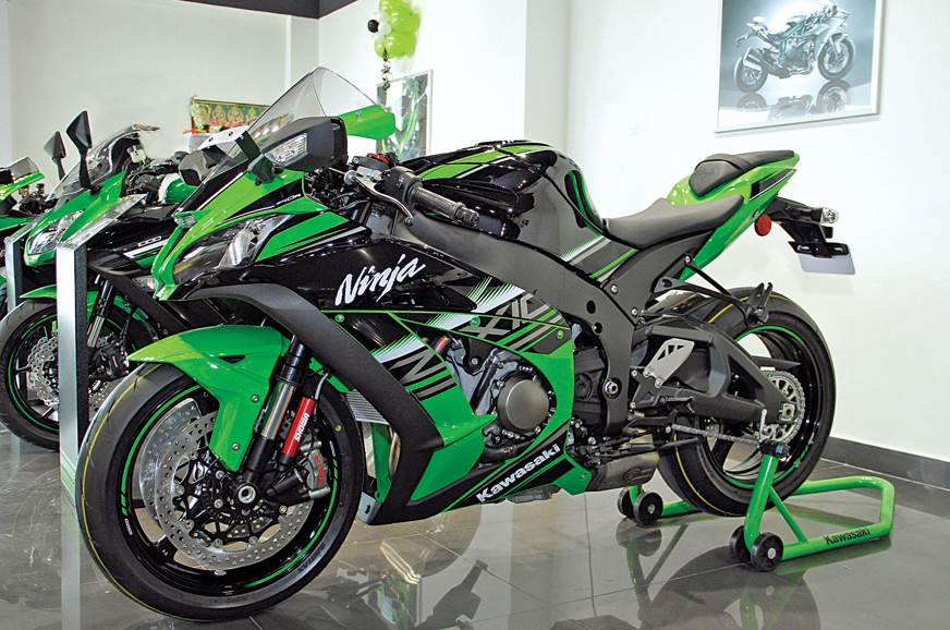 India Kawasaki aims at rapid retail expansion