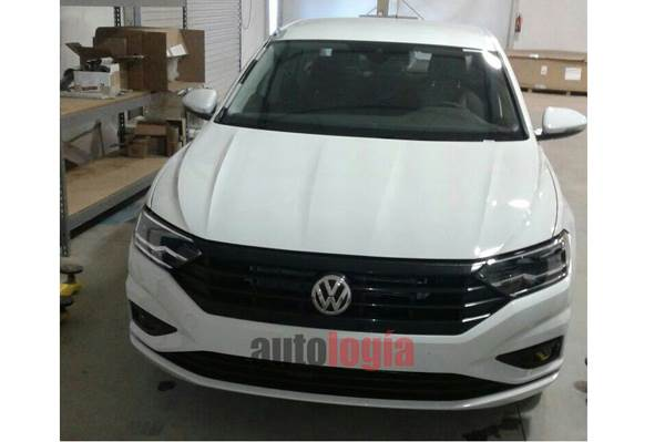 2018 Volkswagen Jetta Leaked Ahead Of Unveil Autocar India