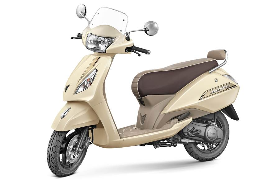Tvs Launches Jupiter Classic At Rs 55 266 Autocar India