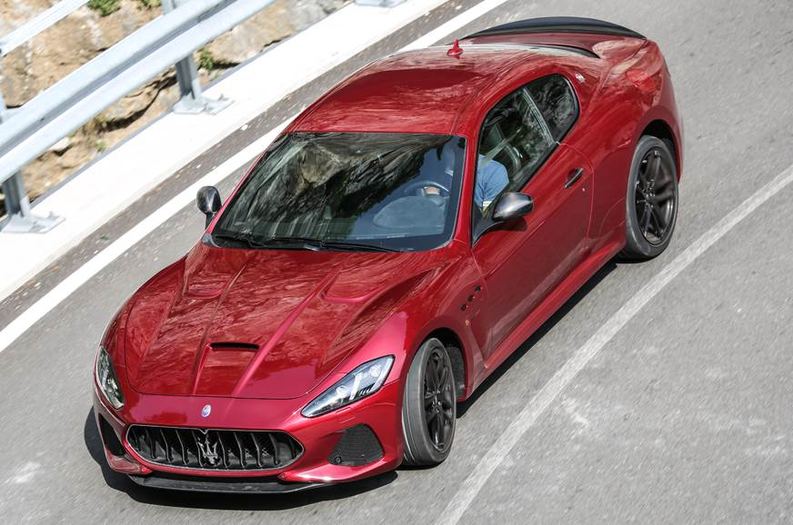 2017 Maserati GT review, test drive