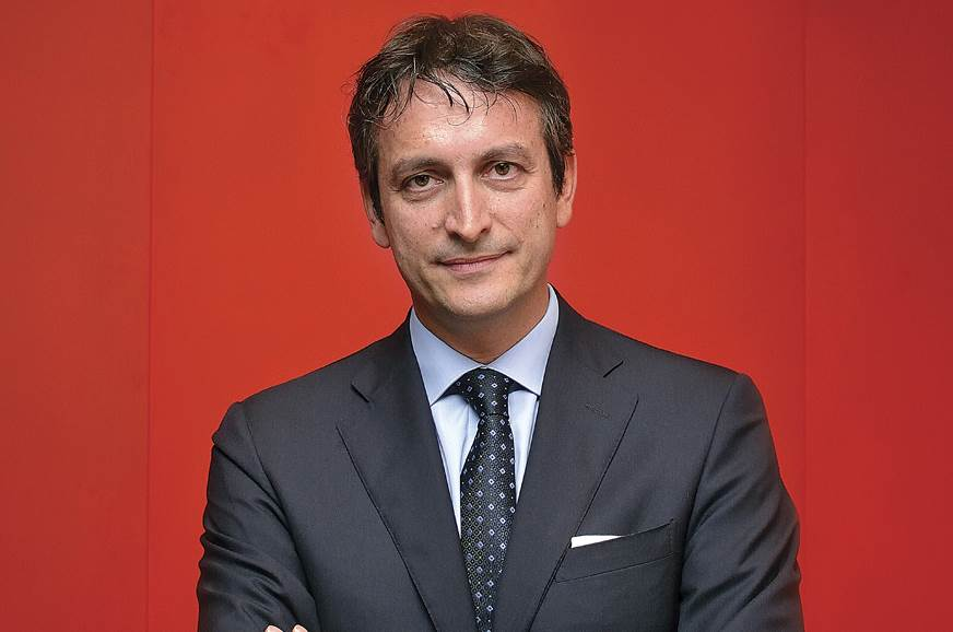 In conversation with Enrico Galliera from Ferrari