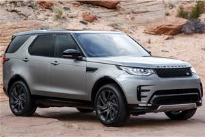 2017 Land Rover Discovery variants explained