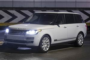 Early-2018 launch for Range Rover PHEV