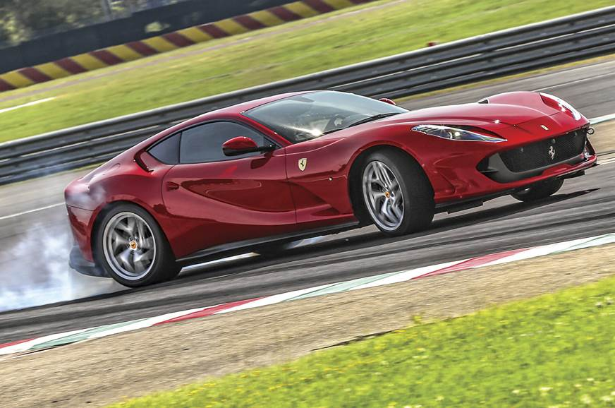 2017 Ferrari 812 Superfast review, test drive