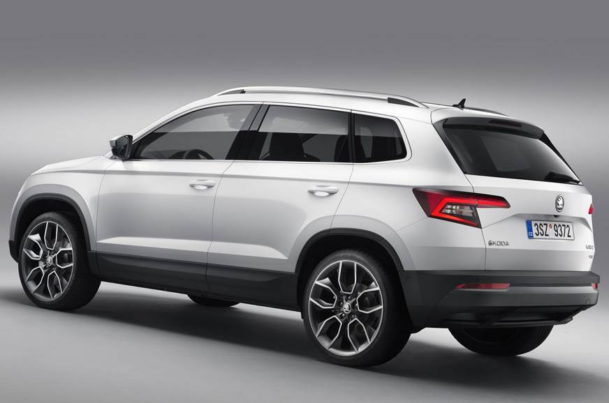 skoda evaluating karoq for india autocar india. Black Bedroom Furniture Sets. Home Design Ideas