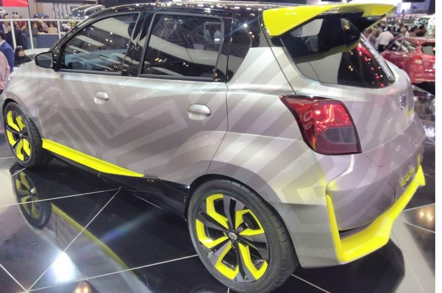 Datsun GO Live concept showcased in Indonesia - Autocar India