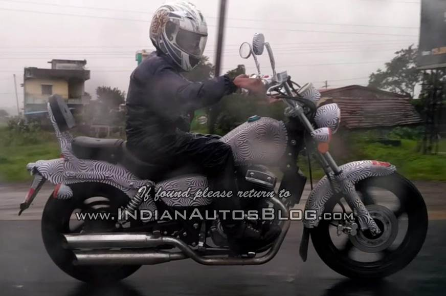 Two new Benelli bikes caught testing in India