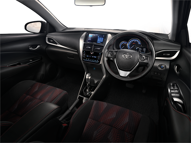 2018 Toyota Yaris Ativ Sedan Revealed Autocar India