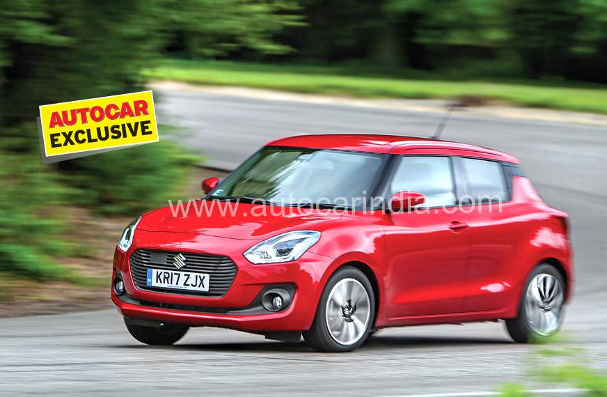 2018 Suzuki Swift review, test drive