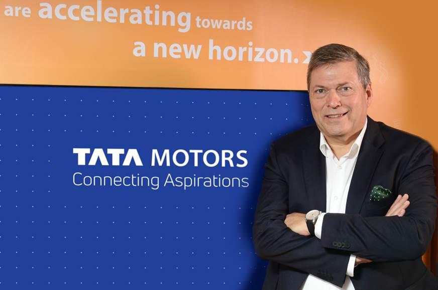 Tata Motors unveils new brand identity