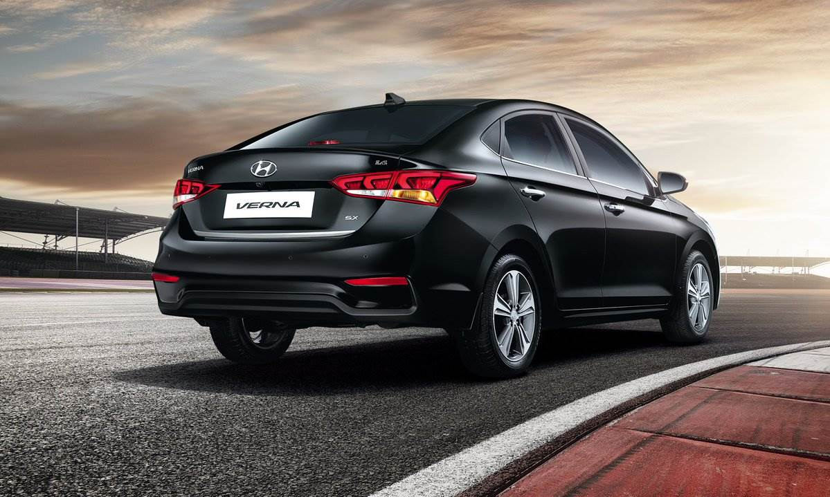2018 Hyundai Verna New Car Release Date And Review 2018