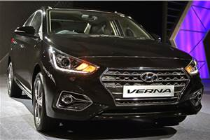New Hyundai Verna 1.4 likely to launch later in India
