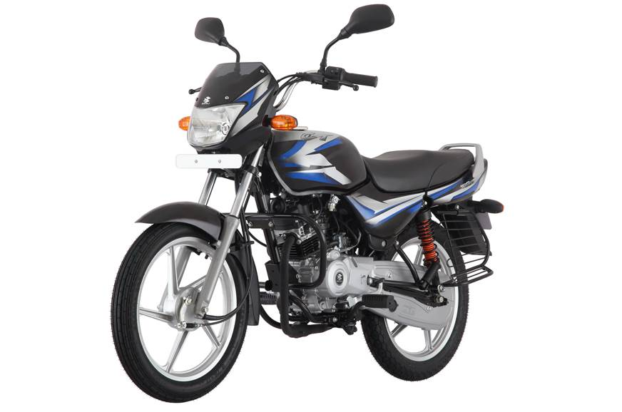 Bajaj launches CT100 Electric Start variant