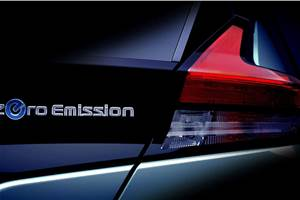 Next-gen Nissan Leaf to be revealed on September 6, 2017