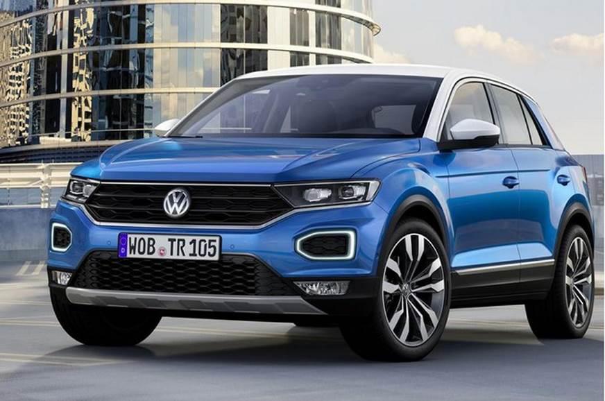 2017 Volkswagen T Roc Suv Unveiled Autocar India
