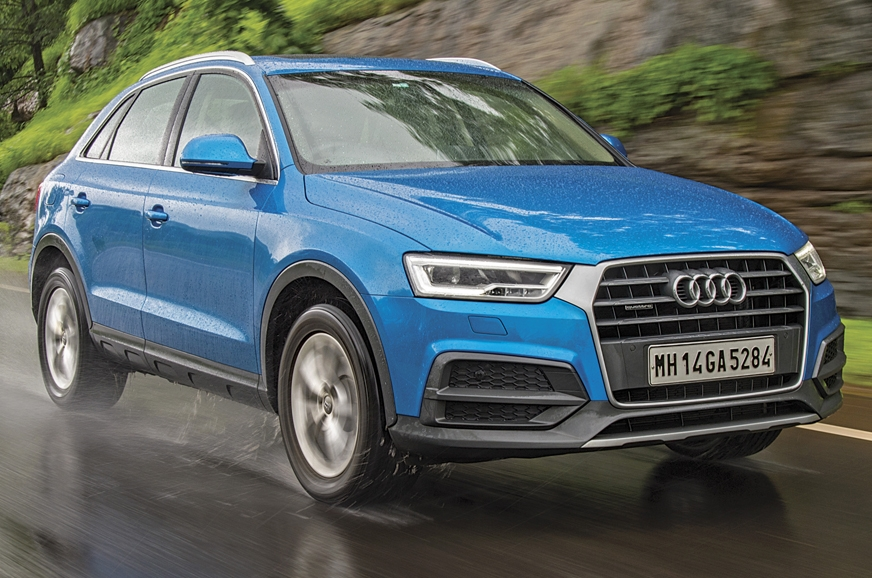 A practical and luxurious scaled-down SUV, but feels like...