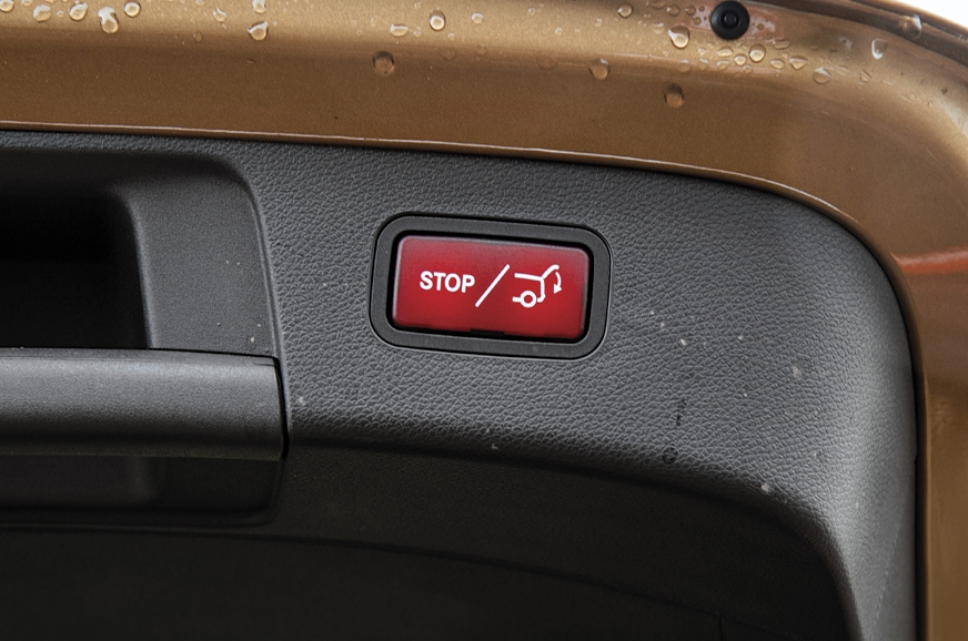 Auto closing boot lid feels premium and is also helpful.