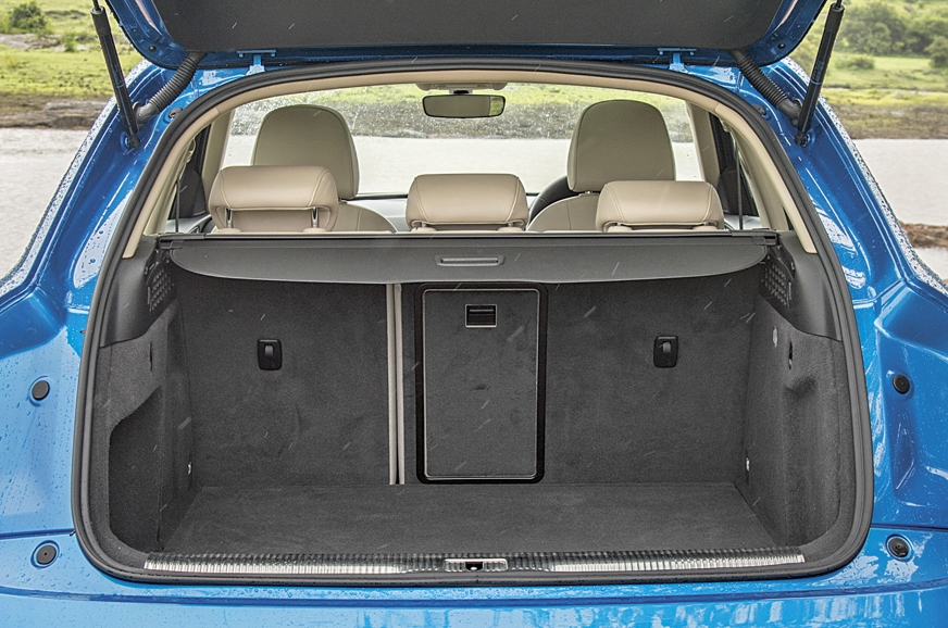 Q3's boot is large and well-shaped; is the most usable of...