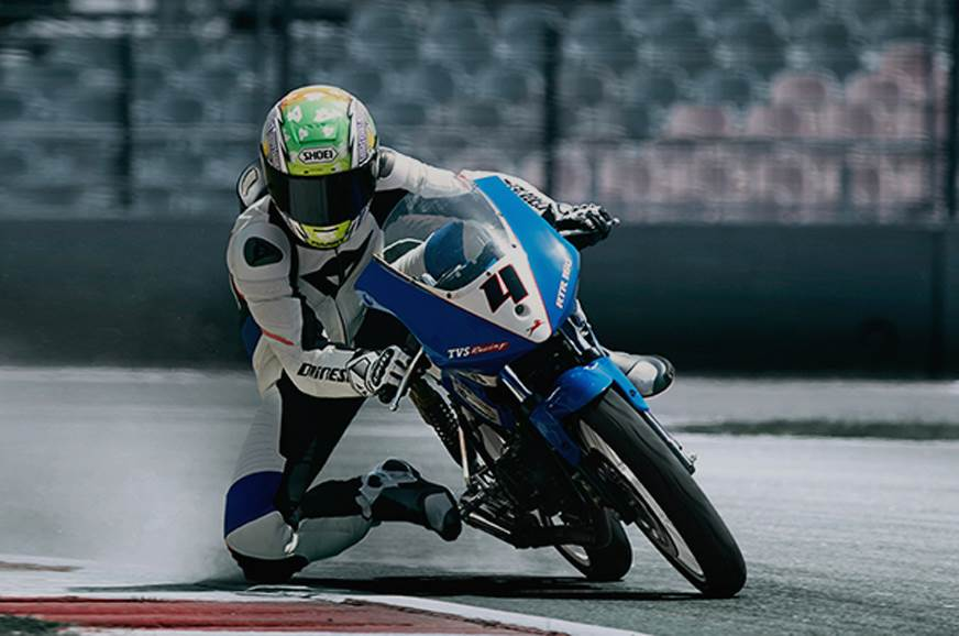 TVS launches new motorcycle blog for enthusiasts