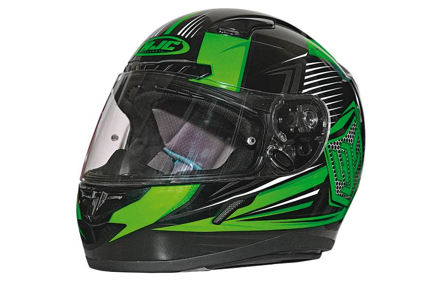HJC CL-17 helmet review