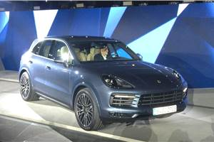New 2018 Porsche Cayenne revealed
