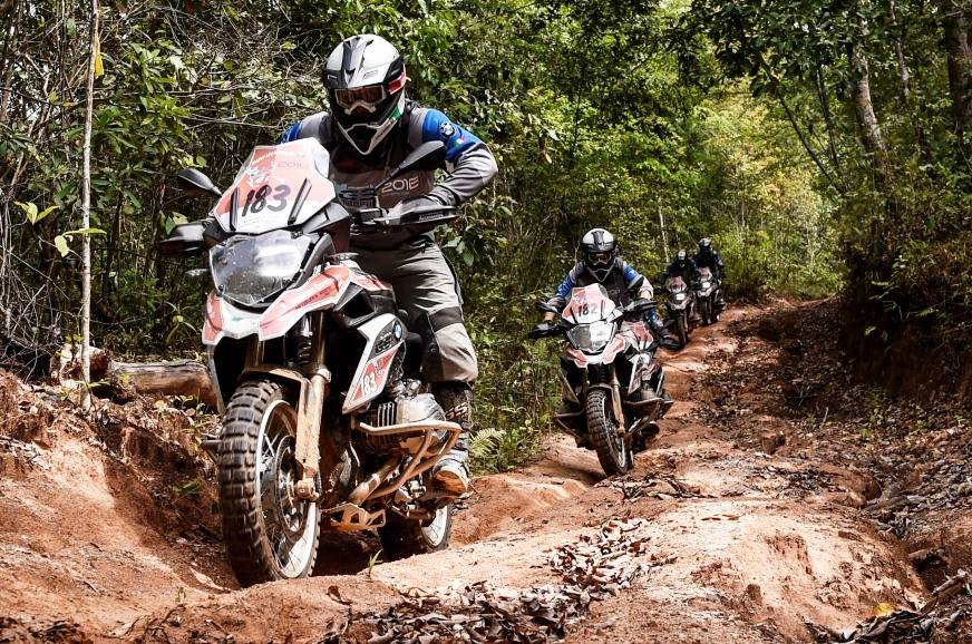 BMW GS Trophy qualifier comes to India