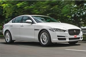 2017 Jaguar XE diesel review, test drive