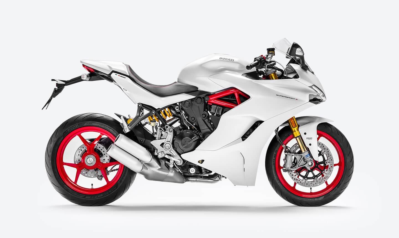 Ducati SuperSport launching on September 22, 2017