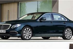 Mercedes suspends sale of E 350d in Germany