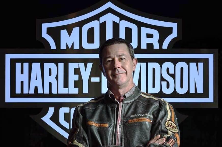 Peter MacKenzie named head of Harley-Davidson India